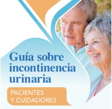 guia incontinencia urinaria previa - Productos