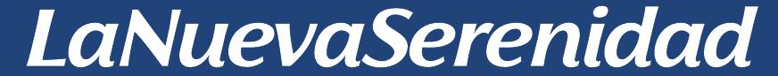 logo blanco - Serenity Pants XS