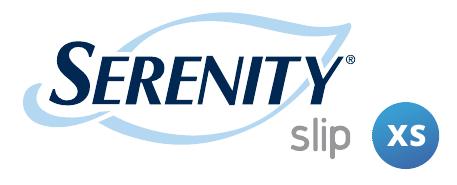 serenity slip xs logo - Serenity Slip XS
