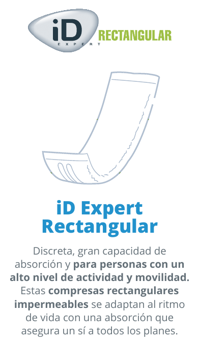 sugerido serenity id expert rectangular - Productos